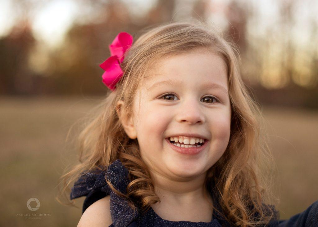 cute little girl portrait roswell