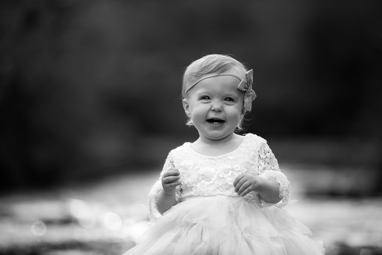 Marietta children's photographer one year old photo session