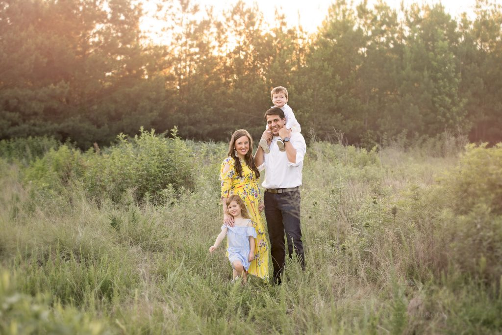 Roswell GA maternity photographer