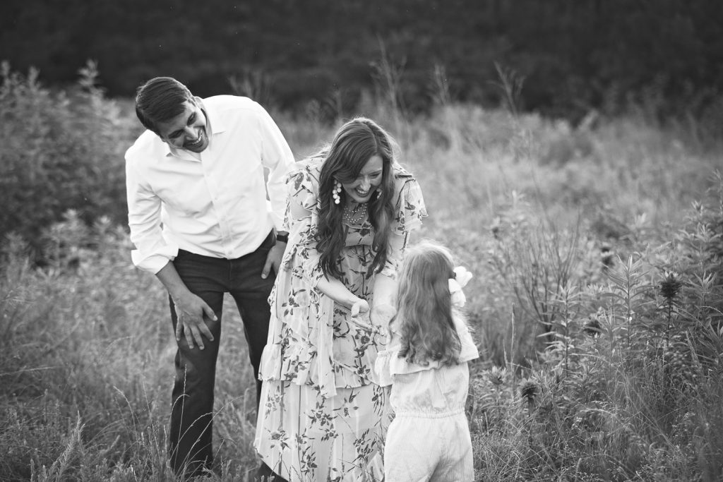 Candid family photography in Atlanta