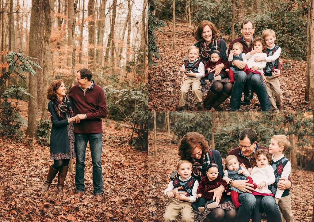 extended family photos in dunwoody georgia