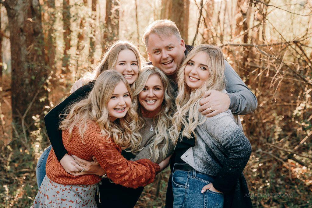 canton family photo session