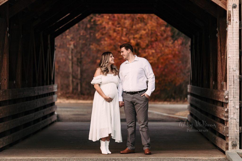 atlanta maternity photo session